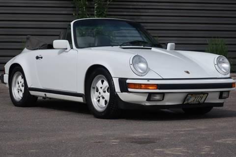 1988 Porsche 911 for sale in Hailey, ID