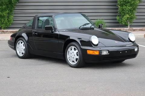 1991 Porsche 911 for sale at Sun Valley Auto Sales in Hailey ID