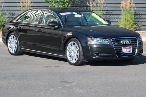 2012 Audi A8 L for sale in Hailey, ID