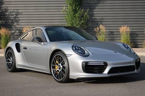 2017 Porsche 911 for sale in Hailey, ID