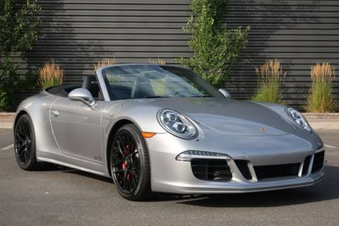 2016 Porsche 911 for sale at Sun Valley Auto Sales in Hailey ID