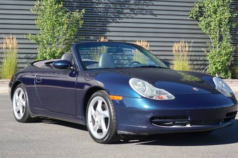 1999 Porsche 911 for sale at Sun Valley Auto Sales in Hailey ID