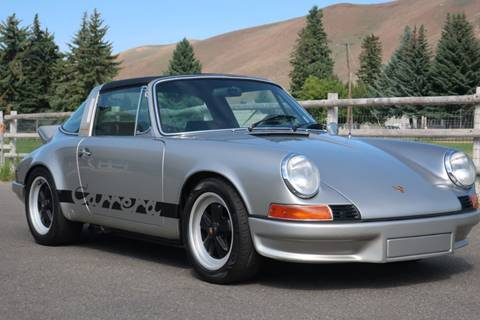 1970 Porsche 911 for sale at Sun Valley Auto Sales in Hailey ID