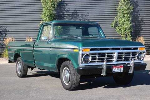 1977 Ford F-150 for sale in Hailey, ID