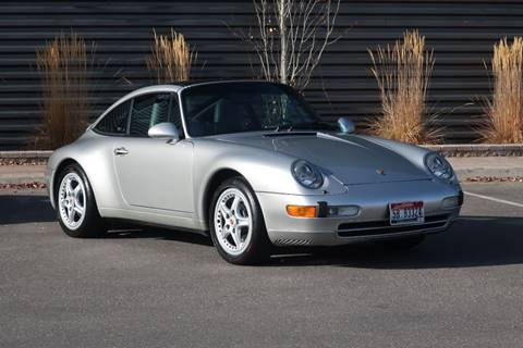1997 Porsche 911 for sale in Hailey, ID