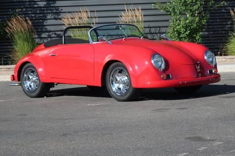 1957 Porsche 356 Speedster for sale at Sun Valley Auto Sales in Hailey ID