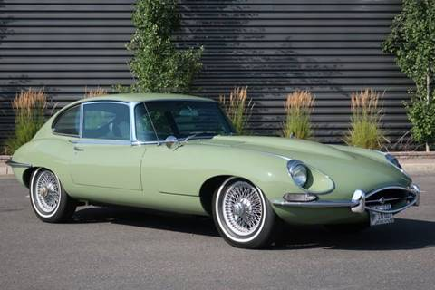 1967 Jaguar E-Type for sale at Sun Valley Auto Sales in Hailey ID