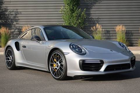 2017 Porsche 911 for sale at Sun Valley Auto Sales in Hailey ID