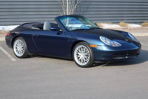 2000 Porsche 911 for sale at Sun Valley Auto Sales in Hailey ID