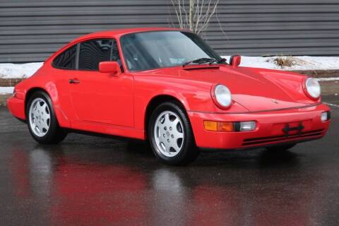 1989 Porsche 911 for sale at Sun Valley Auto Sales in Hailey ID