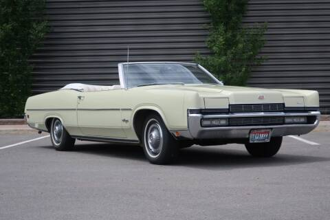 1970 Mercury Marquis for sale at Sun Valley Auto Sales in Hailey ID