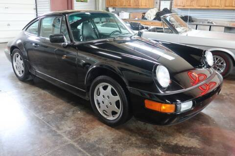 1990 Porsche 911 for sale at Sun Valley Auto Sales in Hailey ID