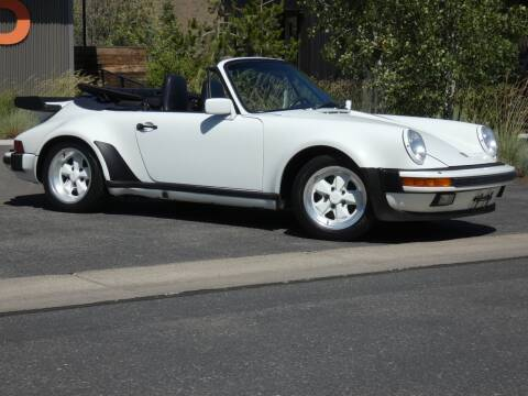 1988 Porsche 911 for sale at Sun Valley Auto Sales in Hailey ID