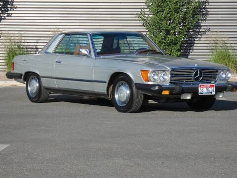 1974 Mercedes-Benz 450-Class for sale at Sun Valley Auto Sales in Hailey ID
