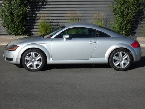 2003 Audi TT for sale at Sun Valley Auto Sales in Hailey ID