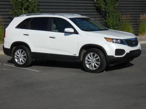 2011 Kia Sorento for sale at Sun Valley Auto Sales in Hailey ID