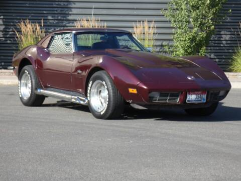 1973 Chevrolet Corvette for sale at Sun Valley Auto Sales in Hailey ID