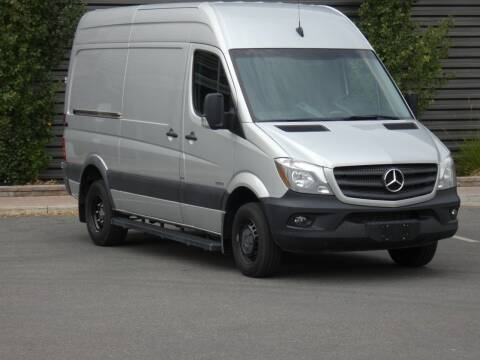 2016 Mercedes-Benz Sprinter Cargo for sale at Sun Valley Auto Sales in Hailey ID