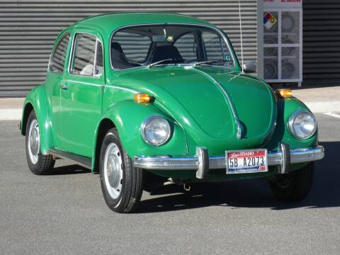 1972 Volkswagen Beetle for sale at Sun Valley Auto Sales in Hailey ID