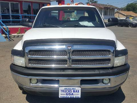 2001 Dodge Ram Pickup 3500 for sale in Manteca, CA