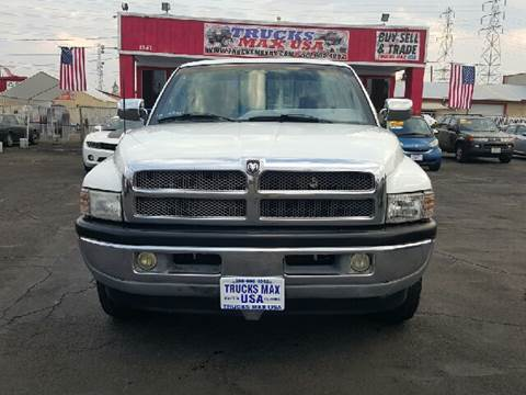 1995 Dodge Ram Pickup 1500 for sale in Manteca, CA