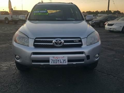 2008 Toyota RAV4 for sale in Manteca, CA