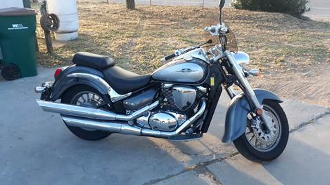 2009 Suzuki Boulevard C50 for sale in Manteca, CA