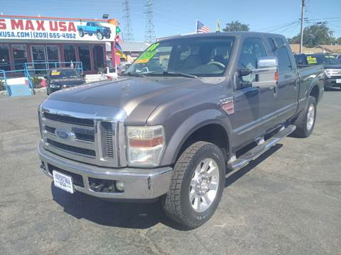2008 Ford F-250 Super Duty for sale in Manteca, CA