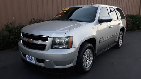 2010 Chevrolet Tahoe Hybrid for sale in Manteca, CA