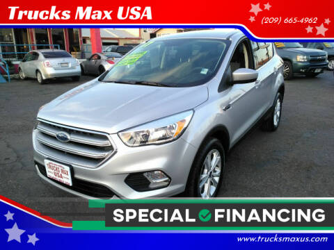 2017 Ford Escape SE for sale at Trucks Max USA in Manteca CA