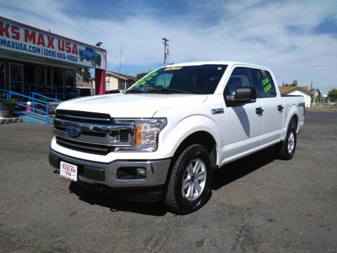 2018 Ford F-150 XL for sale at Trucks Max USA in Manteca CA