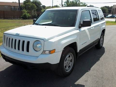 2014 Jeep Patriot for sale in San Antonio, TX