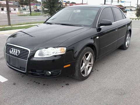 2007 Audi A4 for sale in San Antonio, TX