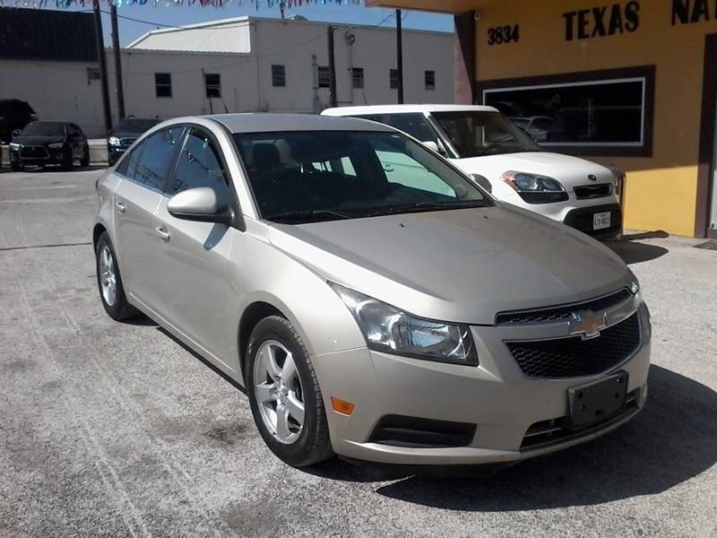 2013 chevrolet cruze 1lt auto 4dr sedan w 1sd in san. Black Bedroom Furniture Sets. Home Design Ideas