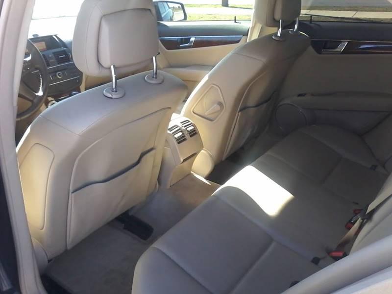 2011 Mercedes-Benz C-Class C300 4MATIC In San Antonio TX