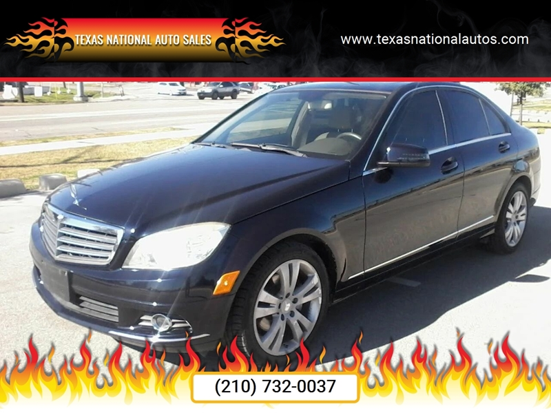 2011 Mercedes-Benz C-Class C300 4MATIC In San Antonio TX