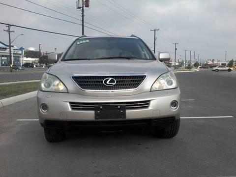 2006 Lexus RX 400h for sale in San Antonio, TX
