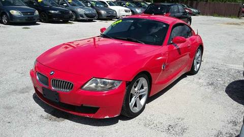 2006 BMW Z4 for sale in San Antonio, TX