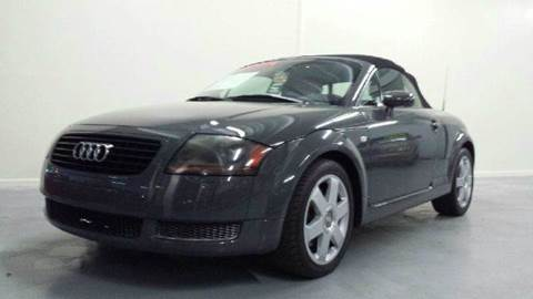2001 Audi TT for sale at H1 Auto Group in Sacramento CA