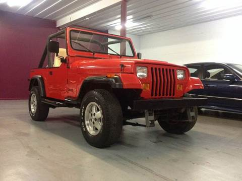 1989 Jeep Wrangler for sale at H1 Auto Group in Sacramento CA