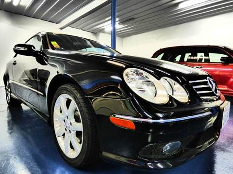 2004 Mercedes-Benz CLK-Class for sale at H1 Auto Group in Sacramento CA