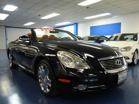 2006 Lexus SC 430 for sale at H1 Auto Group in Sacramento CA