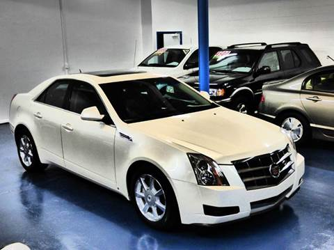 2008 Cadillac CTS for sale at H1 Auto Group in Sacramento CA
