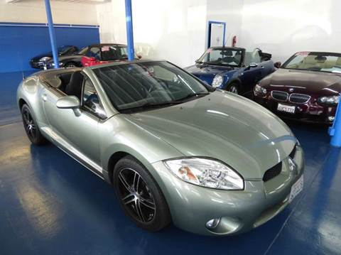 2008 Mitsubishi Eclipse Spyder for sale at H1 Auto Group in Sacramento CA