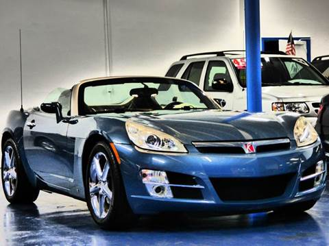 Beautiful 2007 Saturn SKY SPORT 2dr Convertible ...