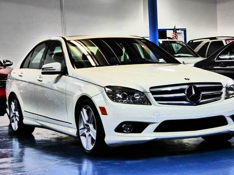 2010 Mercedes-Benz C-Class for sale at H1 Auto Group in Sacramento CA