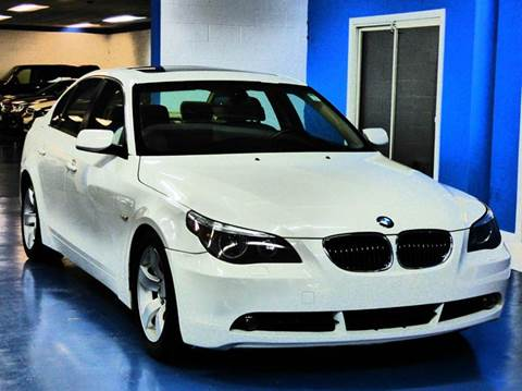 2007 BMW 5 Series for sale at H1 Auto Group in Sacramento CA