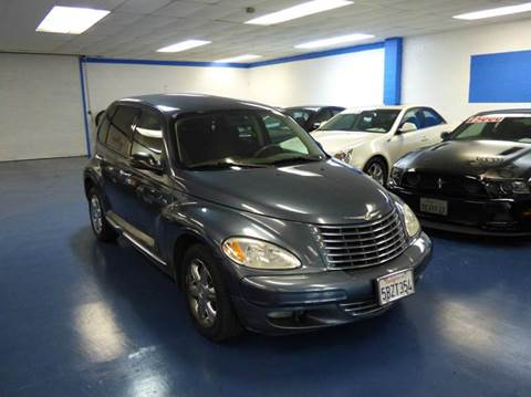 2003 Chrysler PT Cruiser for sale at H1 Auto Group in Sacramento CA