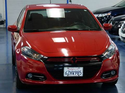 2013 Dodge Dart for sale at H1 Auto Group in Sacramento CA