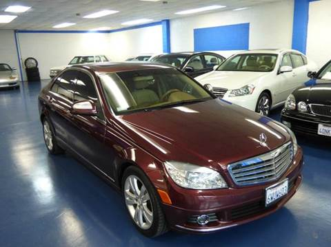 2008 Mercedes-Benz C-Class for sale at H1 Auto Group in Sacramento CA